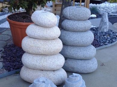 Pezzutto sable et gravier jardinerie d corative for Gros galet decoratif